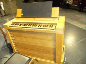 kistorgel klavier